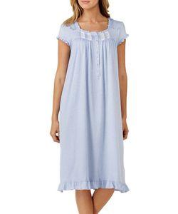 Eileen West   Cotton Jersey Waltz Nightgown