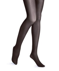 Hue | Opaque Tights With Control Top