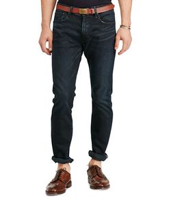 Polo Ralph Lauren | Varick Slim Straight-Fit Jeans