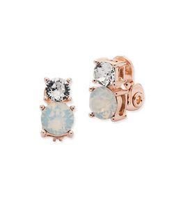 AK Anne Klein | Swarovski Crystal Stud Earrings