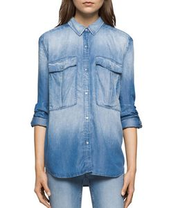 Calvin Klein Jeans | Ombre Denim Shirt