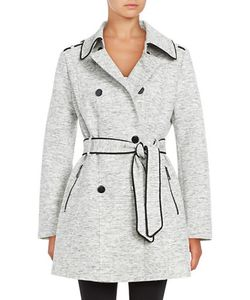 Guess | Novelty Double-Breasted Trench Coat