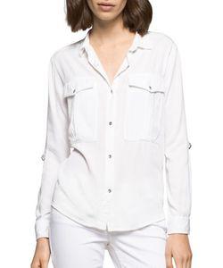 Calvin Klein Jeans | Button-Front Utility Shirt
