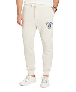 Polo Ralph Lauren | Cotton-Blend Graphic Jogger Pants