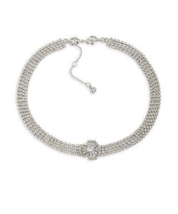 Carolee | Something Borrowed Cubic Zirconia Choker Necklace