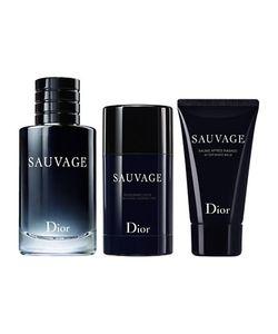 Dior   Sauvage Eau De Toilette Mens Holiday Fragrance Set