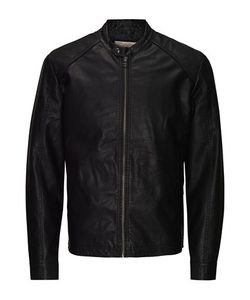 Jack & Jones | Original Faux Leather Biker Jacket