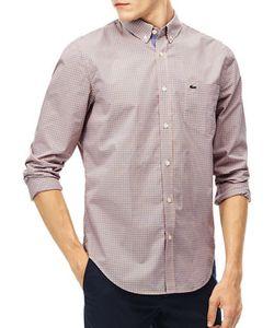Lacoste | Small Check Woven Shirt