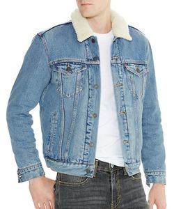 Levi's | Sherpa Collar Denim Jacket