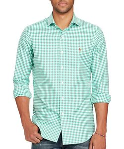 Polo Ralph Lauren | Gingham Oxford Estate Standard-Fit Shirt