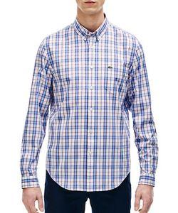 Lacoste | Medium Check Woven Shirt