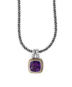 Effy | Viola Amethyst Pendant Necklace