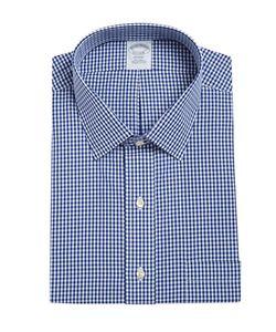 Brooks Brothers | Gingham Print Dress Shirt