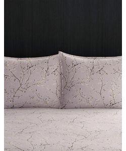 Vera Wang | Winter Blossoms Duvet Cover