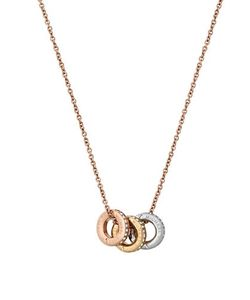 Michael Kors | -Tone Ring Pendant Necklace