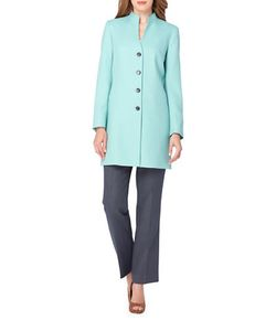 Tahari Arthur S. Levine | Four-Button Suit Set