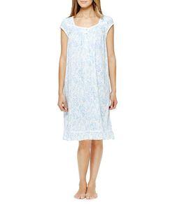 Eileen West   Waltz Jersey Nightgown