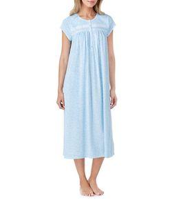 Eileen West   Pointelle Ballet Nightgown