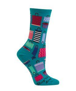 Hot Sox | Shop Till You Drop Socks