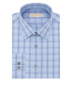 Michael Michael Kors | Slim-Fit Cotton Dress Shirt
