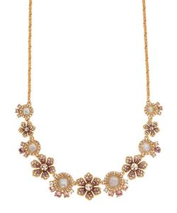 Marchesa | Studded Necklace
