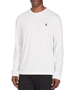 Polo Ralph Lauren   Tri-Blend Long Sleeve Jersey