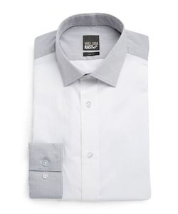 William Rast | Colorblocked Dress Shirt