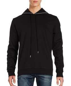 Markus Lupfer | Chain-Accented Hoodie