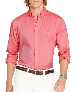 Polo Ralph Lauren | Oxford Long Sleeve Shirt