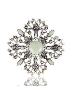 Lord & Taylor | Openwork Brooch
