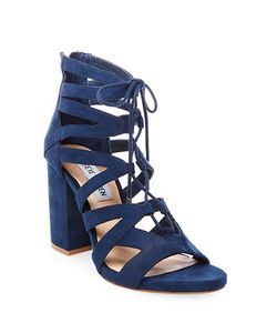 Steve Madden   Gal Lace-Up Sandals