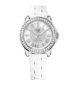 Juicy Couture | Ladies Pedigree Tone And Crystal Watch