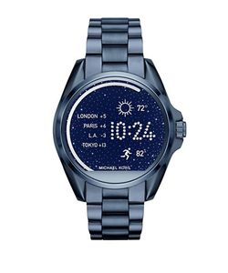 Michael Kors | Access Bradshaw Ip Stainless Steel Touchscreen Smartwatch