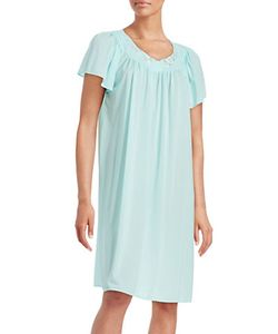 Miss Elaine   -Accented Nightgown