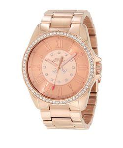 Juicy Couture | Ladies And Swarovski Crystal Watch