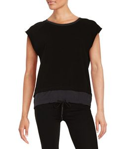 Dkny Pure | Terry Drawstring Top
