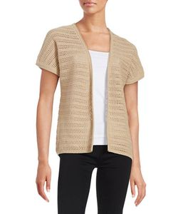 Context | Open Front Knit Cardigan