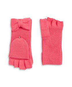Kate Spade New York | Bow Accented Convertible Gloves