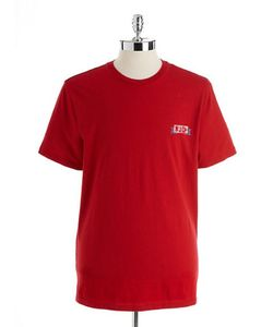Nautica   Printed Cotton T-Shirt