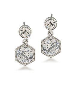 Lauren Ralph Lauren | Headlines Crystal Drop Earrings