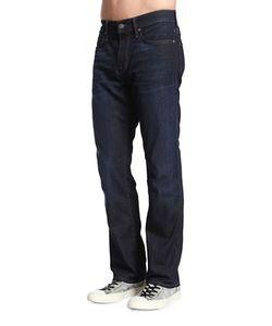 Mavi | Marcus Rinsed Straight Leg Jeans