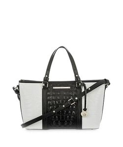 Brahmin | Asher Embossed Leather Tote Bag