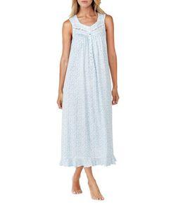 Eileen West   Cotton Jersey Ballet Nightgown