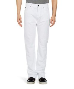 7 For All Mankind | Slimmy Straight-Leg Jeans