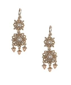 Marchesa | Double Drop Earrings