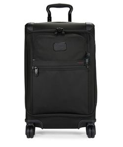 Tumi | International Front Lid 4-Wheel Carry On Bag