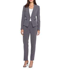 Tahari Arthur S. Levine | Jacket And Pants Suit