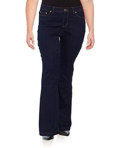 Michael Michael Kors | Plus Selma Fla Jeans Twilight