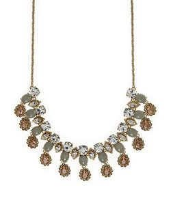 Marchesa | Tone Frontal Necklace
