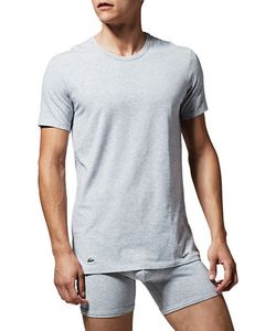 Lacoste   Two-Pack Slim Fit Crewneck Tees